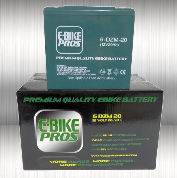 Battery 12v20Ah  6DZM20 S350/800W/RZR/Zetta/Italia Premium. PART#1028