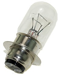 Head Light Bulb12V-25/25W H6P15D-25-1Gio S350 &Universal