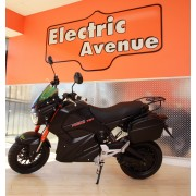 FORCE 72 VOLT MOTORCYCLE STYLE EBIKE