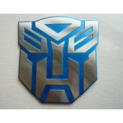 Decal Transformer BLUE