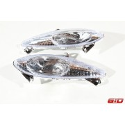 PB710 350w/500w Front Turn lights Set. PART#925