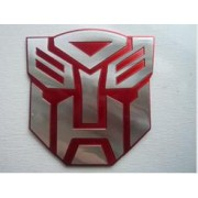 Decal Transformer RED
