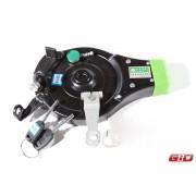 RZR 500w+ Rear wheel drum brake with lock