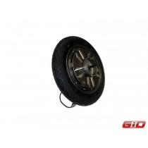 RZR 500w+ Engine/Motor (rear wheel complete)