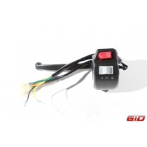 RZR/Italia Light switch with brake lever
