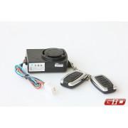 Alarm Set W/Remote 12 Volt