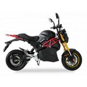 Daymak -  Rogue 500w 72v Metallic Black Range: up to 50km Max Speed: 32km/h
