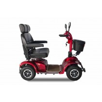 Daymak - Boomerbuggy 2-Seater Red Range: up to 40km Max Speed: 13km/h